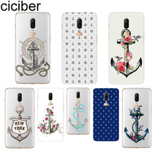ciciber Navigation Anchor Phone Case For Oneplus 7 Pro 6 5 T Soft TPU Back Cover Clear Coque for 1+7 Pro 1+ 6 1+5 T Fundas Shell