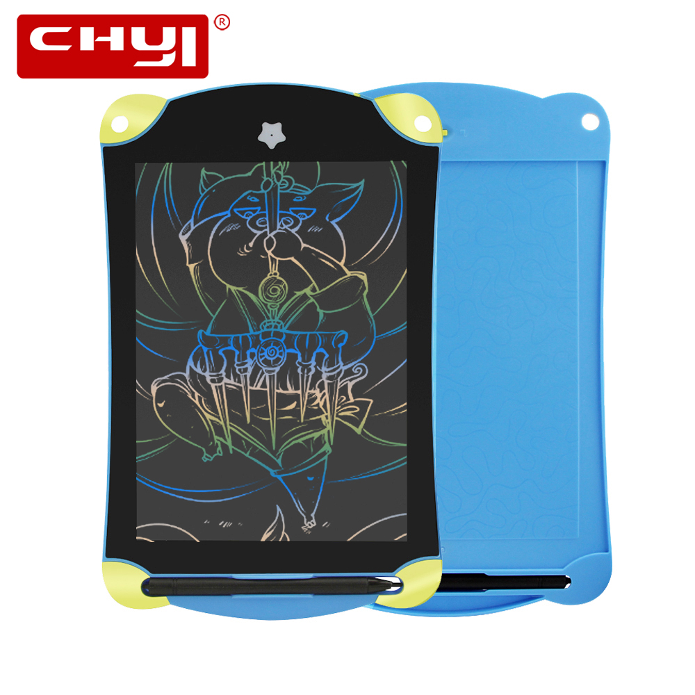 Colorful Cartoon 8.5Inch LCD Writing Digital Tablet Portable