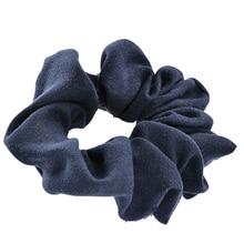 5Pcs/Lot 9 Colors Acessorios Para Cabelo Women Hair Tie Scrunchie Ponytail Hair Holder Rope Fashion Hair Accessories CH007