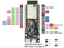Лилиго®TTGO T Koala ESP32 Wi Fi и модуль Bluetooth, макетная плата 4 МБ, на базе ESP32 WROOM 32