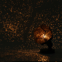 ICOCO Hot Sale Celestial Star Astro Sky Cosmos Night Light Projector Lamp Starry Romantic Bedroom Home