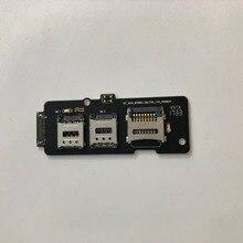 Original Blackview BV8000 New SIM Card Reader Holder Connector For Blackview BV8000 Pro MTK6757 Octa Core 5.0