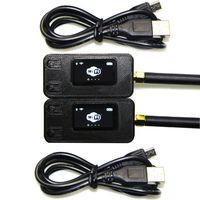 LILYGO®Ttgo 2 pçs/set 433/868/915 mhz esp32 lora oled 0.96 Polegada display bluetooth wifi esp32 módulo de placa desenvolvimento