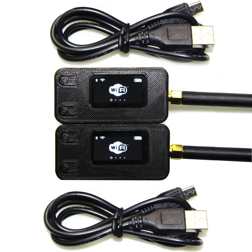 TTGO LORA32 443/470 SX1278 868/915Mhz SX1276 ESP32 Oled display Bluetooth WIFI Lora development board for a set=2pcs