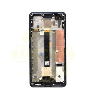 """Image 5 - 新しいテスト5.7 """"htc u超フレームとlcdディスプレイのタッチスクリーンデジタイザアセンブリの交換htc海液晶"""