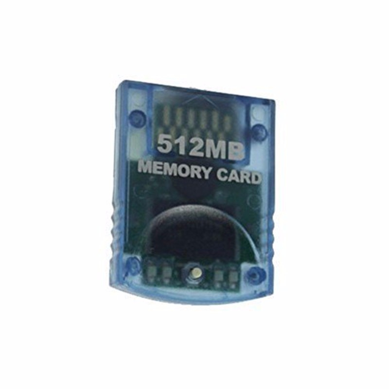 512MB 256MB 128MB 64MB 32MB 8MB Memory Card For <font><b>Nintendo</b></font> For Wii Console Memory Storage Card Save Saver For GameCube GC For Wii