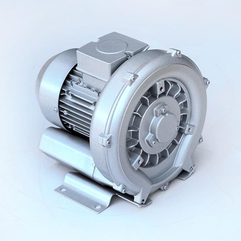 Types Of Blowers : W three phase ring blower large airflow type