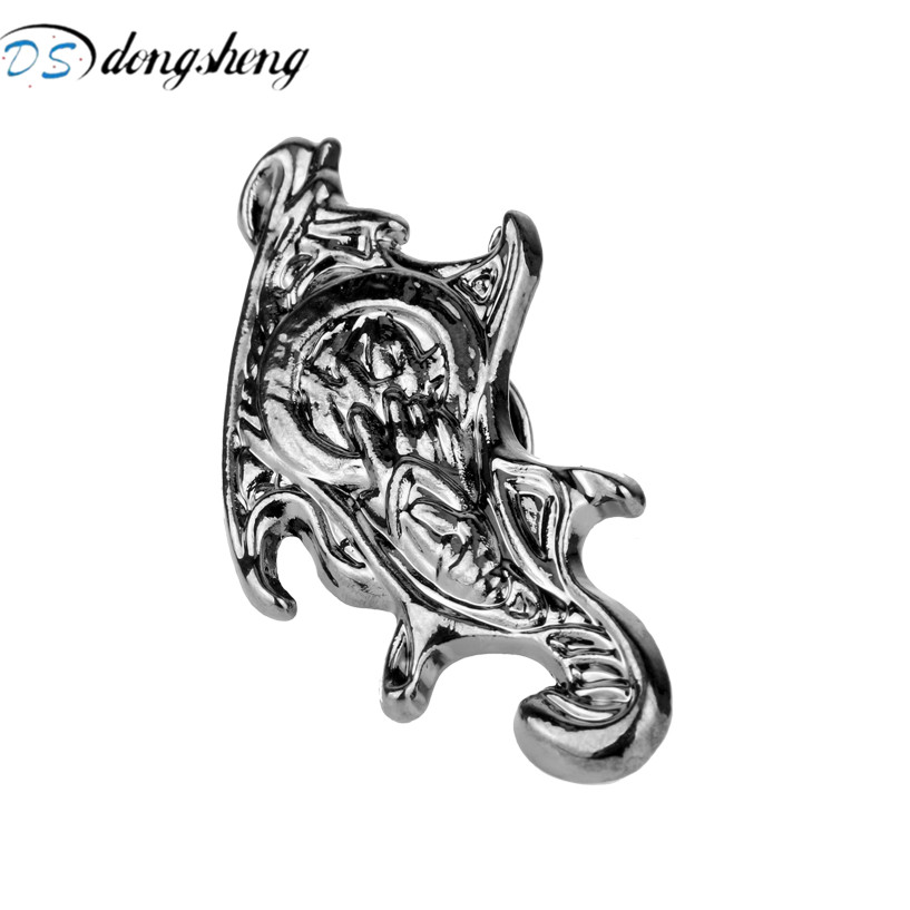 dongsheng Movie Jewelry Game of Thrones Song of Ice and Fire Brooch Hand of the King Lapel Inspired Prop Pin Badge Brooch Pins