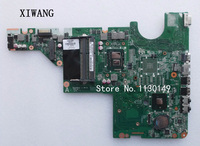 634648 001 laptop motherboard for HP G62 CQ62 CQ42 G42 I3 350M motherboard series notebook system board, 100% tested