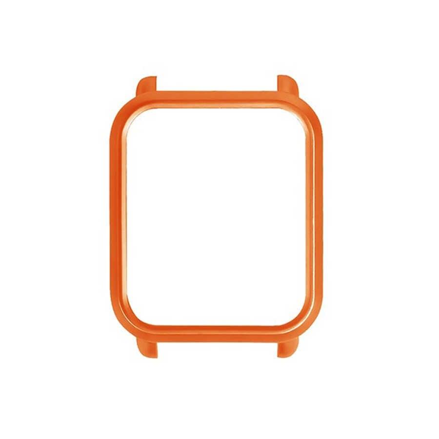 Silm coque PC pour Amazfit Bip montre boîtier cadre housse coque protecteur pour Xiaomi Huami Amazfit Bip Bit jeunesse montre accessoires