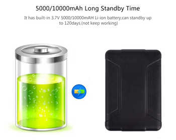 STRONG MAGNET LONG BATTERY LIFE TK102D GPS TRACKER MORE ALARMS FREE IOS ANDORID APP - DISCOUNT ITEM  15% OFF All Category