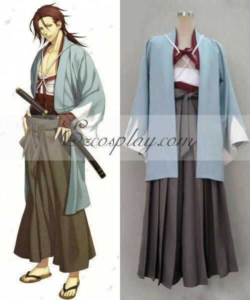 Hakuouki sanosuke Harada Cosplay E001 en Disfraces anime hombre de La  novedad y de uso especial en AliExpress.com  8eb87de0d2f1