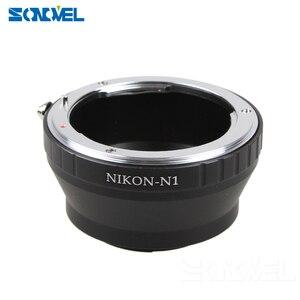 Image 2 - AI N1 Camera Lens Mount Adapter Ring Voor Nikon F Ai Lens Nikon 1 AW1 S1 J1 J2 J3 J4 j5 V1 V2 V3