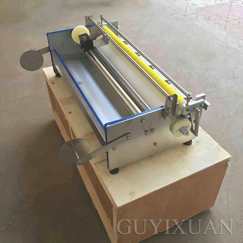 Nowa przenośna ściana tkaniny tapety maszyna do powlekania/maszyna do klejenia krawędzi/maszyna do klejenia tapety