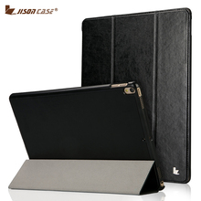 Jisoncase Smart Cover Case for New iPad Pro 10.5 2017 Cases PU Leather Flip Tablet Covers for iPad Pro 10.5 inch Magnetic