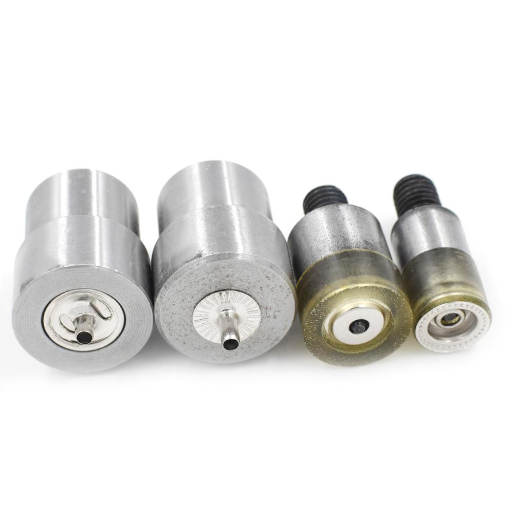 15 mm 12,5 mm trykknaps Sy reparasjon dør metall snaps - Kunst, håndverk og sying - Bilde 5