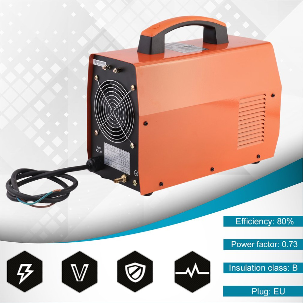Durable LGK-40 Plasma Cutter With Welding Accessories Professional Single-Phase Plasma Cutting Machine EU Plug professional quality assurance panasonic air plasma cutting accessories reasonable price tips plasma electrodes