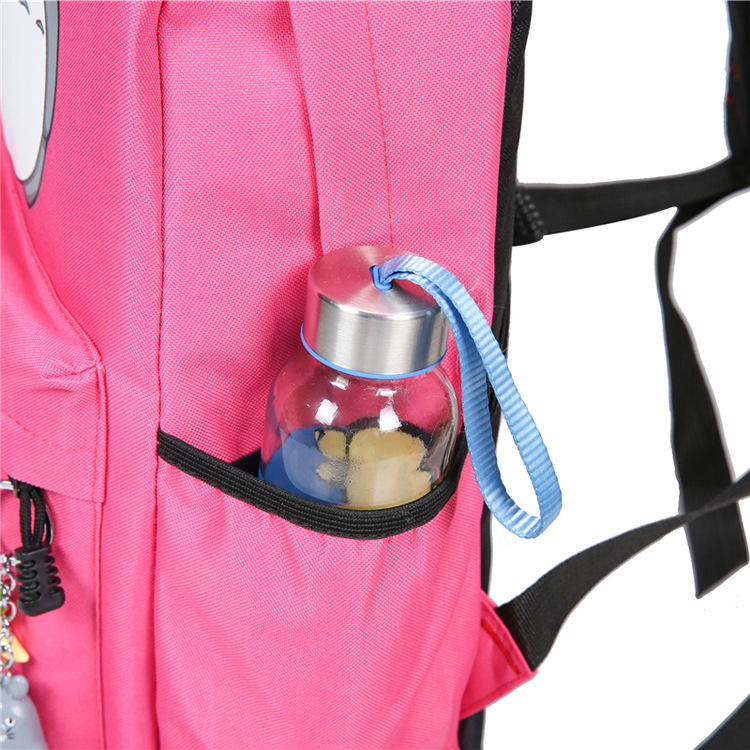 totoro mochila espaço de impressão Exterior : Saco Contínuo