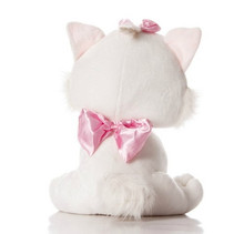 2 kolor 18cm simulaton arystokraty Cat Marie pluszowe pluszowe zwierzęta dla dzieci urodziny prezenty tanie tanio Miękkie i pluszowe Edukacyjne Mini Unisex Tv movie postaci Koty Love·Thank you Pluszowe nano doll Genius Keep away from fire