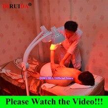 Pied de sol Double tête, lampe chauffante pour thérapie à infrarouge, chauffage, soulagement de la douleur, Massage 275W
