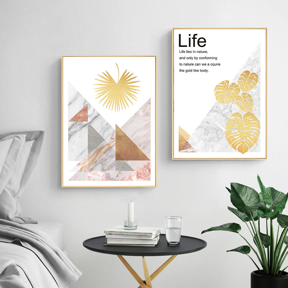Motivational Life Quotes Posters and Prints Nordic Style Canvas Art Painting Wall Pictures for Living Room Modern Home Decor