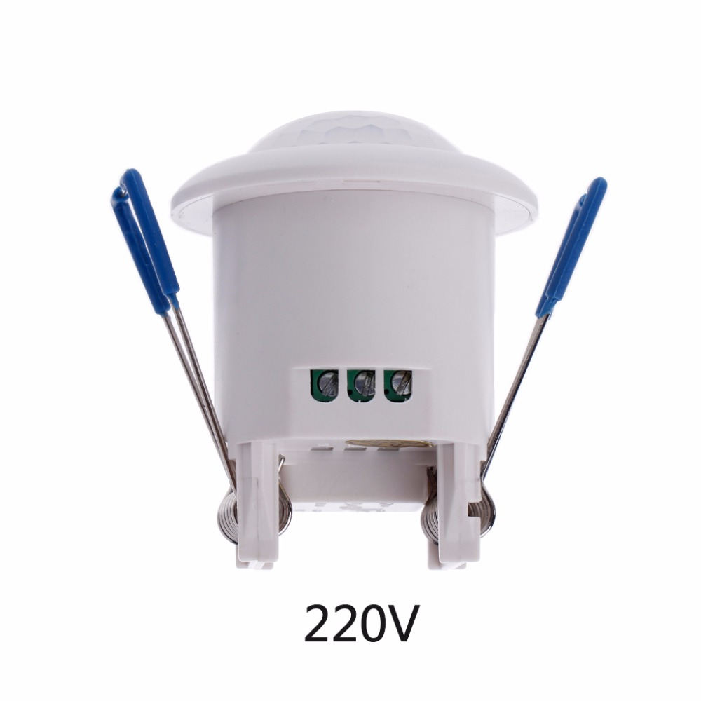 Good Buy Infrared Motion Movement Cell Switch Ac 220 240v 360 Degree Light With Pir Sensor Led Security Detector