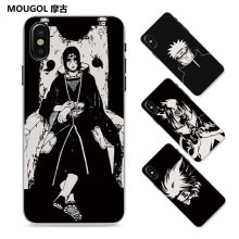 Naruto's cover/case for iPhone X 8 8Plus SE 5 5s 7 7Plus 6 6s Plus