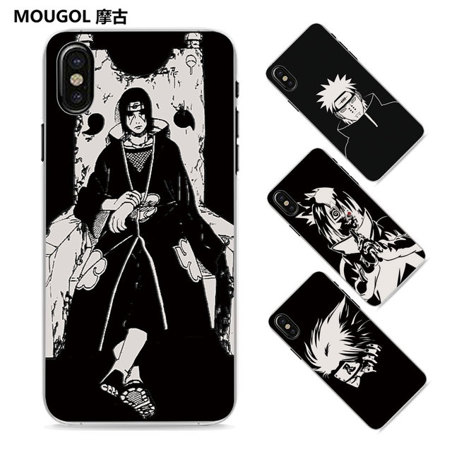 Naruto Pain Thin Phone Case For iPhone
