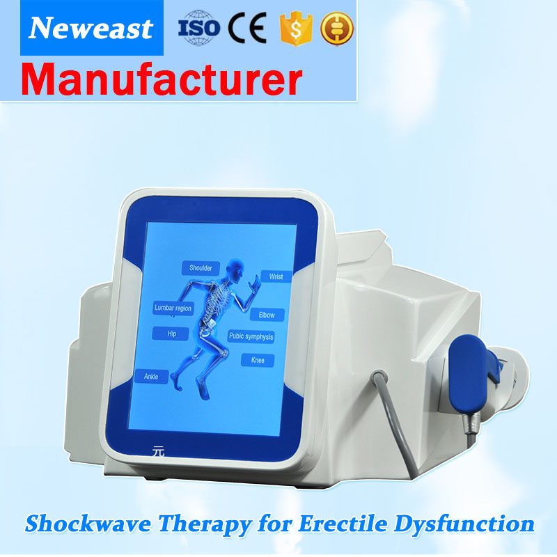 Physiotherapy Shock Wave Therapy Acoustic Extracorporeal Pulse Activation Technology For ED Sexual Erectile Dysfunction CE