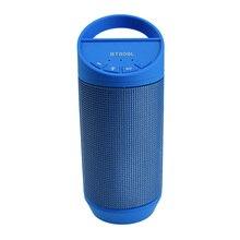 Мини красочные вспышки светодиодные Беспроводной Bluetooth Динамик со встроенным Батарея Поддержка fm Радио TF карты для Смартфона MP3