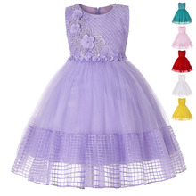 baby dresses for girls cute little girl dress baby girl princess ball gown formal dress 1-4Y