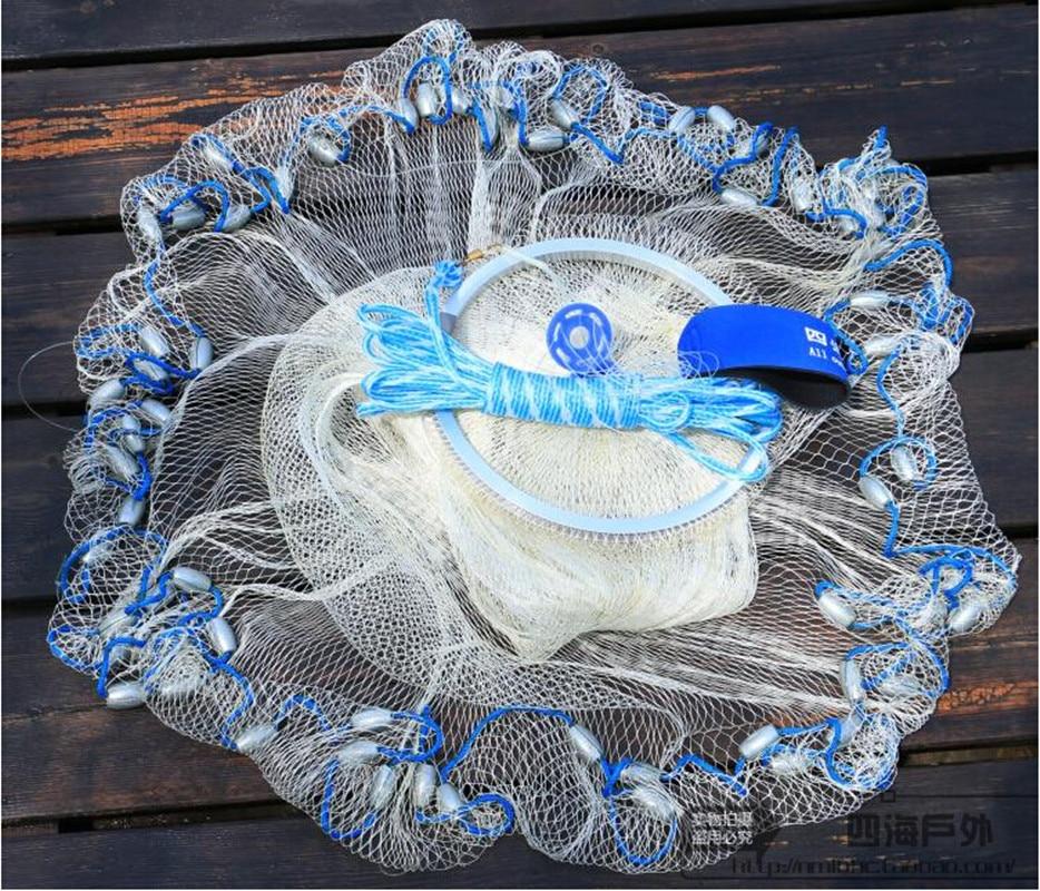 ABŞ stil neylon tökmə xalis atmaq xalis balıq tələsi - Balıqçılıq - Fotoqrafiya 1