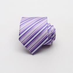 Лидер продаж Новинка 2018 г. Высокое качество Для мужчин s галстук 9 см Ширина полосатые галстуки Свадебные Бизнес вечерние галстуки для Для