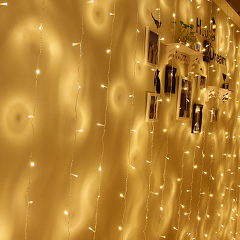 Battery Powered Led String Light 2M 3M 4M  5M 10M 3*AA Battery Operated Garland Outdoor Indoor Home Christmas Decoration Light christmas string light led battery light 2m 3m 4m 5m 10m holiday lights wedding led decoration lamp series battery