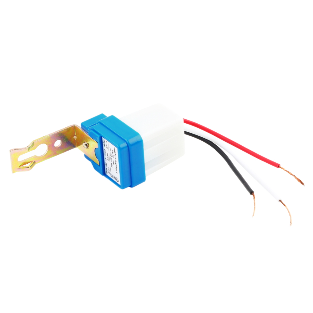 Wiring Photocell Light Control: Online Buy Wholesale Photocell Switch From China Photocell
