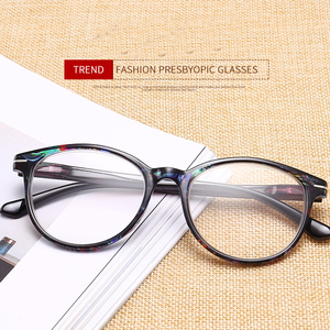 3 Pack Fashion Unbreakable Reading Glasses Women Men Resin Glasses Transparent Spectacles Vintage Round Reading-glasse