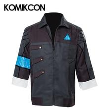 Game Detroit: Become Human Markus Cosplay Costume RK200 Casual Men Jacket Autumn Winter Warm Adluts Coat Halloween Party Uniform