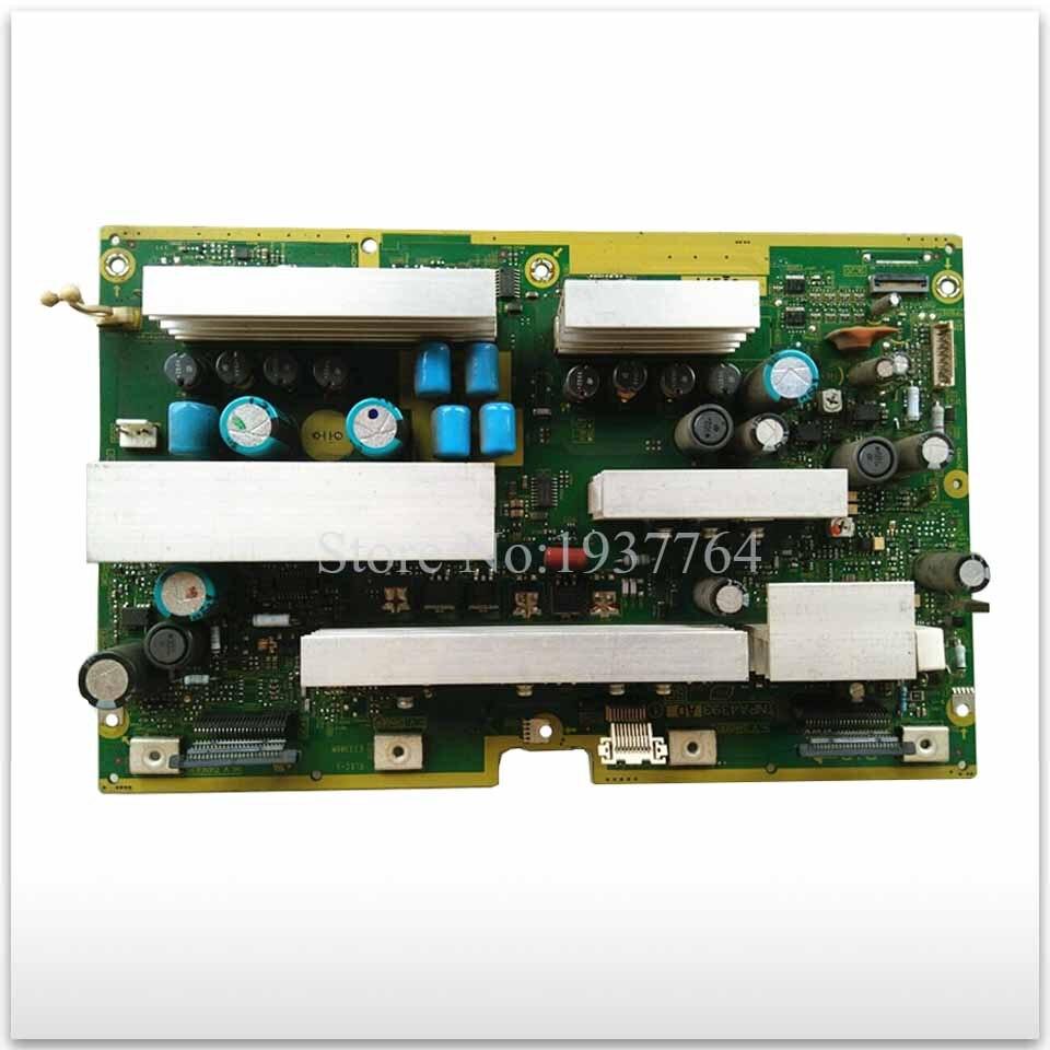 good board TH-42PV80C SC board Y board TNPA4393 AD TNPA4393AD used baord free shipping 50g1a y board eax50049001 ebr50038901 eax50048801 used disassemble