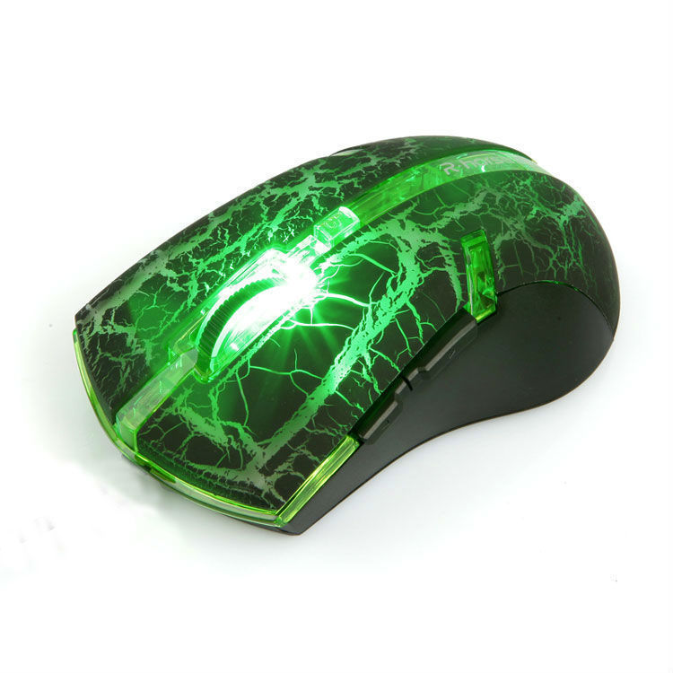 Backlit 6D 2 4GHz font b Gaming b font Wireless Mouse For Computer PC font b