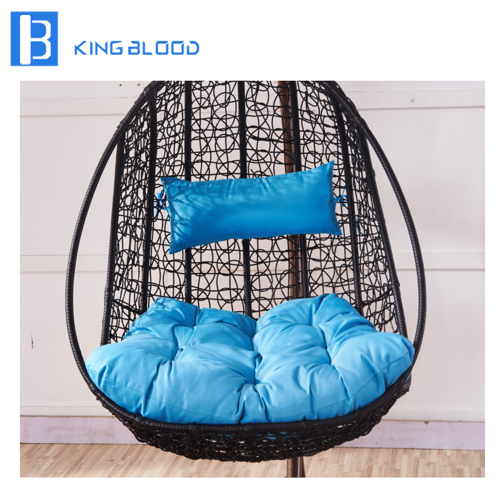 Egg Swing Chairs Us 150 Outdoor Hanging Egg Chair Patio Garden Swinging Chairs In Patio Swings From Furniture On Aliexpress Alibaba Group