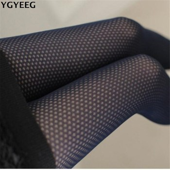 YGYEEG Tights Women Sexy Stockings Pantyhoses Free Shipping Fashion Fishnet Pantyhose Mesh Stocking Cutout