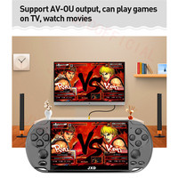 "JXD 48GB / 128Bit / 5.1"" Screen - With 9450 Games - mame / gba / gbc / snes / fc / smd 1"