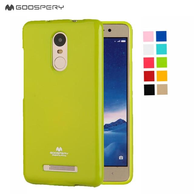 sports shoes 6a7cf ce321 US $4.99 |Original MERCURY Goospery Colorful Soft Jelly Case Cover For  Xiaomi Redmi 5 PLUS Note 5 2 3S 4 4X Mi MAX 5 5S Plus 6 MIX 2 A1 5X-in ...
