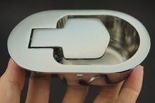 1 шт. металлического серебра диван ручка реклайнер прочный председатель диван фиксатор замена