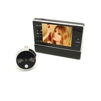Hot Sell 3.5 LCD Color Screen video door phone Digital Door Viewer Smart Peephole Camera Night Vision Doorbell Home Security