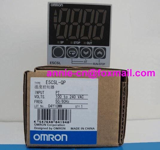 100% New and original  E5CSL-QP  OMRON  AC100-240V Temperature controller spielberg a retrospectivea retrospective
