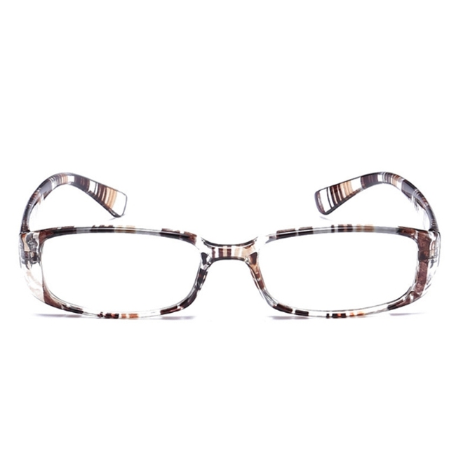 59ab860f92 Men Women Flexible Reading Glasses Reader Strength Presbyopic Glasses  stripe frame +1.0~+4.0 W715