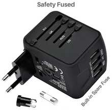 Travel Power Adapter All-in-one