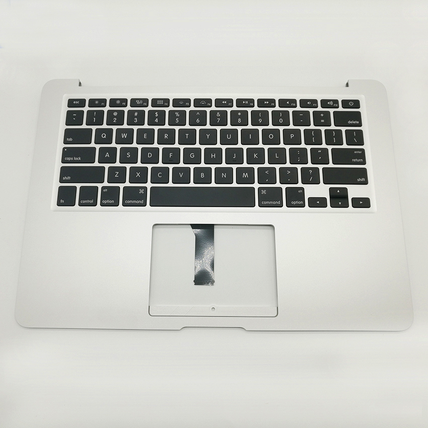 NEW Top Case Topcase Palm Rest With US Keyboard For MacBook Air 13 A1466 2013 2014 2015 Years new topcase with uk keyboard for macbook air 13 3 a1466 2013 2015 years
