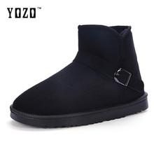Лидер продаж Мужские зимние сапоги с Fourrure пара влюбленных зимние сапоги мужские модные зимнее ботильоны открытый Удобная мужская обувь